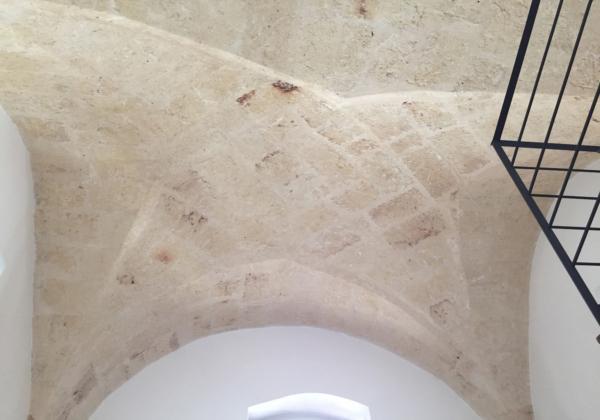 Architetto Andrea Milano - Recupero edificio storico per casa-vacanze, Mesagne