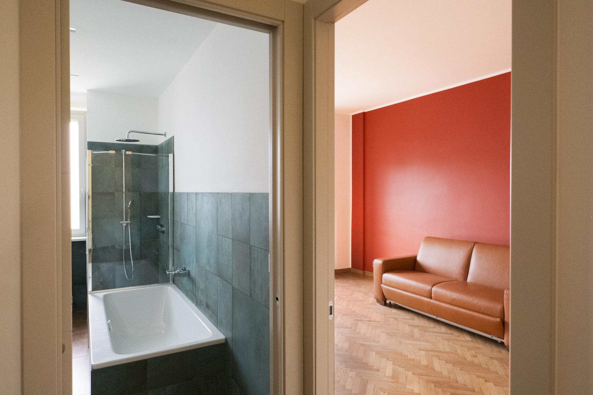 Architetto Andrea Milano -Ristrutturazione di appartamento nel quartiere Santa Rita