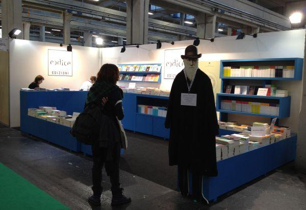 Architetto Andrea Milano - Allestimento Stand per il Salone del Libro, Torino